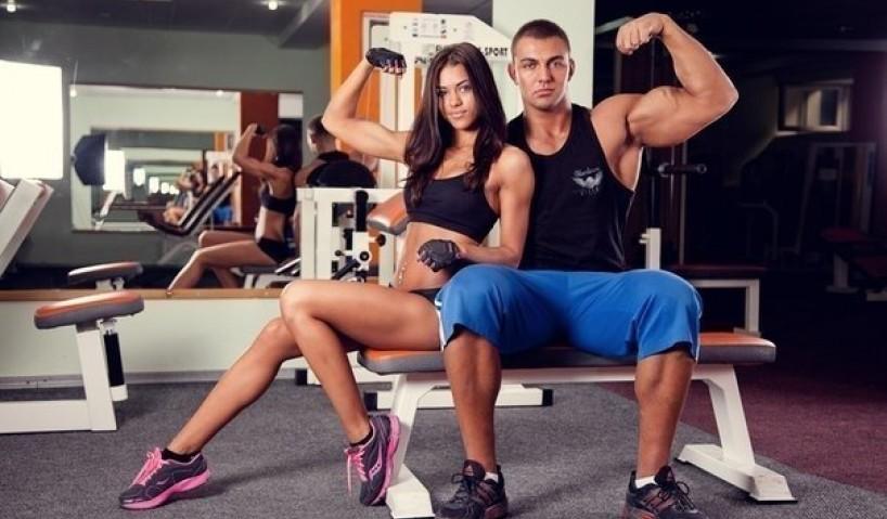 Avendo sesso durante il corso di steroidi.
