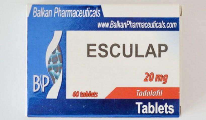 Esculap (Tadalafil)