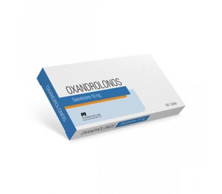 Oxandrolonos 10